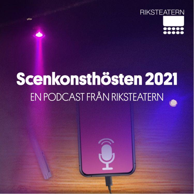 cover art for Scenkonsthösten 2021