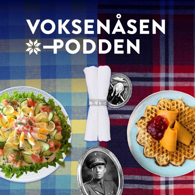 cover art for Pandemi og demokrati: Åsbrink, Skogerbø, Roosqvist
