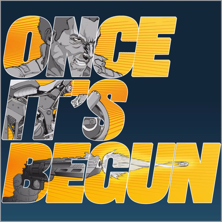 cover art for Once It's Begun Chapter 3