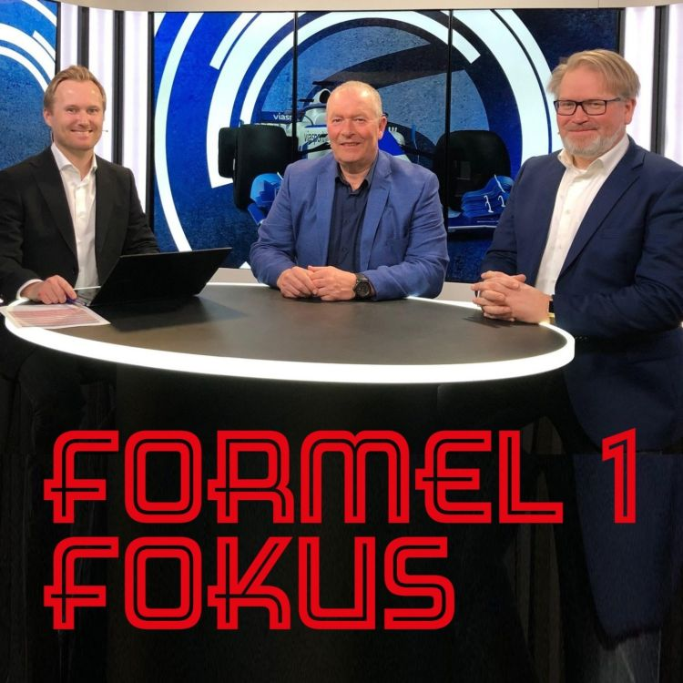 cover art for FORMEL 1 FOKUS 001