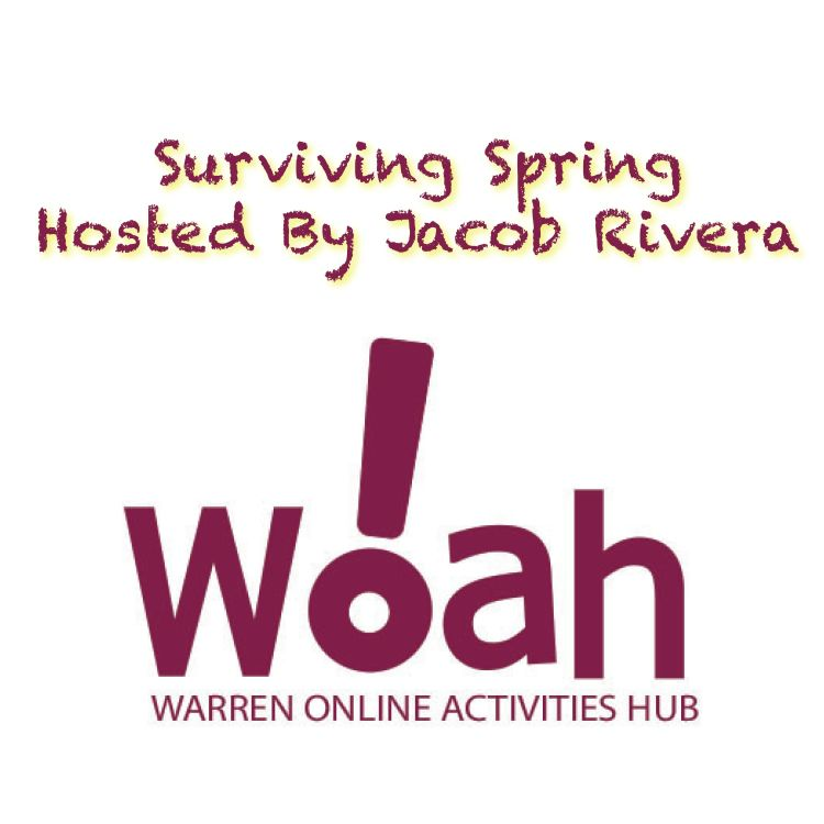 cover art for Surviving Spring