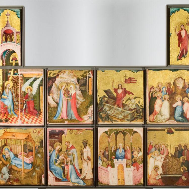 cover art for Het Middelrijns altaar