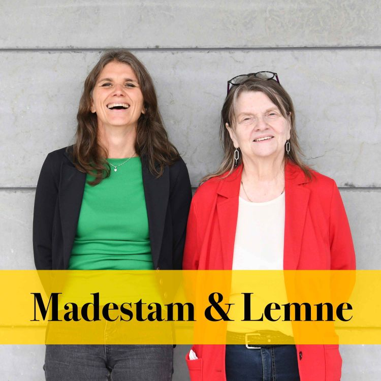 "cover art for Madestam & Lemne: ""De är ett radarpar på Instagram"""