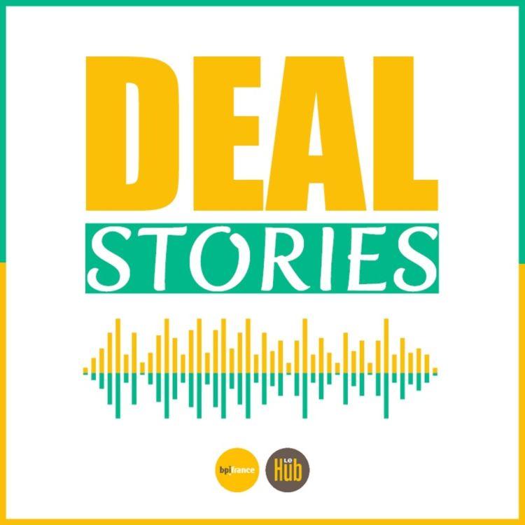 cover art for Deal Stories #4 Invivox x Institut Curie : le digital au service du compagnonnage médical