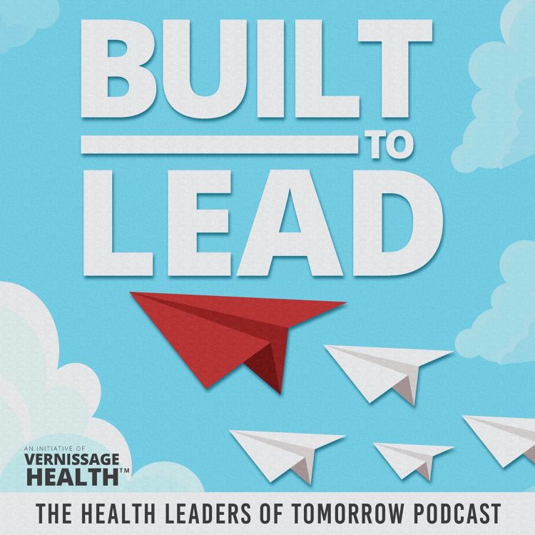 cover art for Introducing Built to Lead