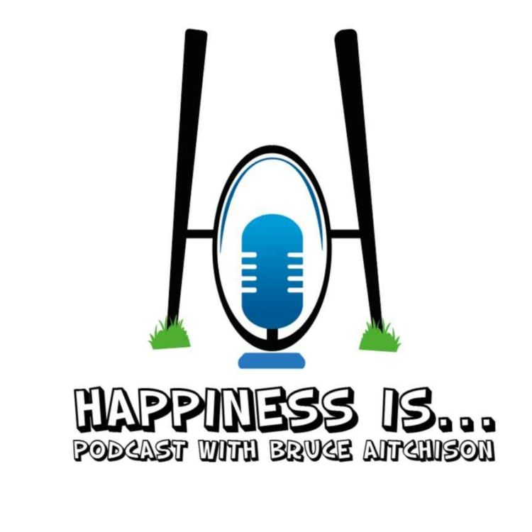 cover art for Happiness Is... Dougie Vipond [Ep 14]