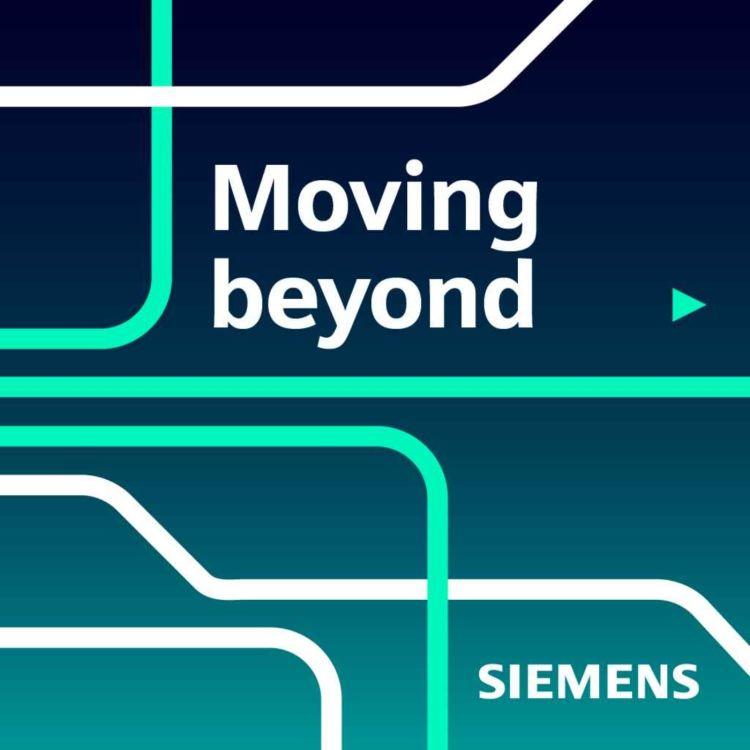 cover art for Moving beyond -  teaser