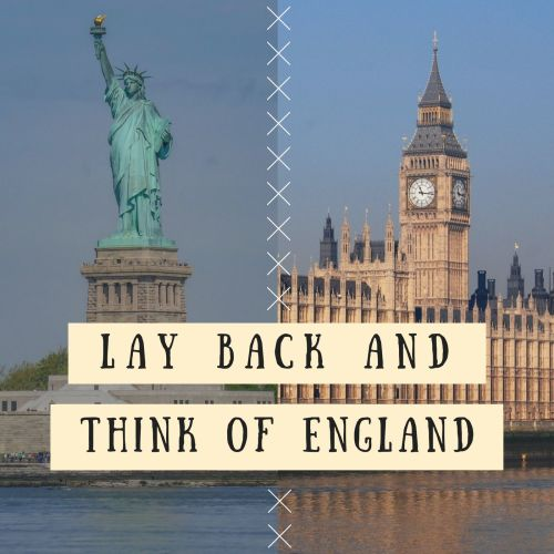 Lay Back and Think of England Podcast