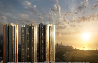Premium 2 BHK and 3 BHK apartments for sale in south Mumbai at Piramal Mahalaxmi