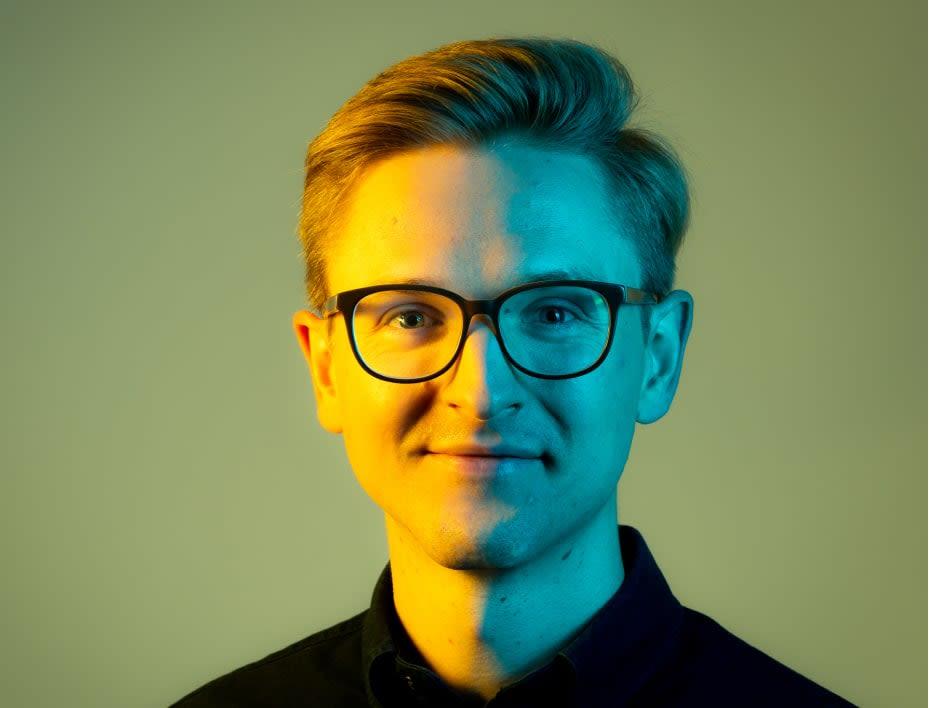 Portrait of Misha Karpenko