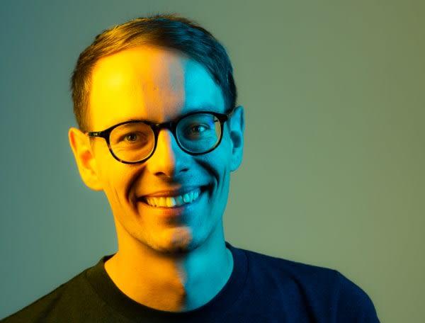Portrait of Eric Labod
