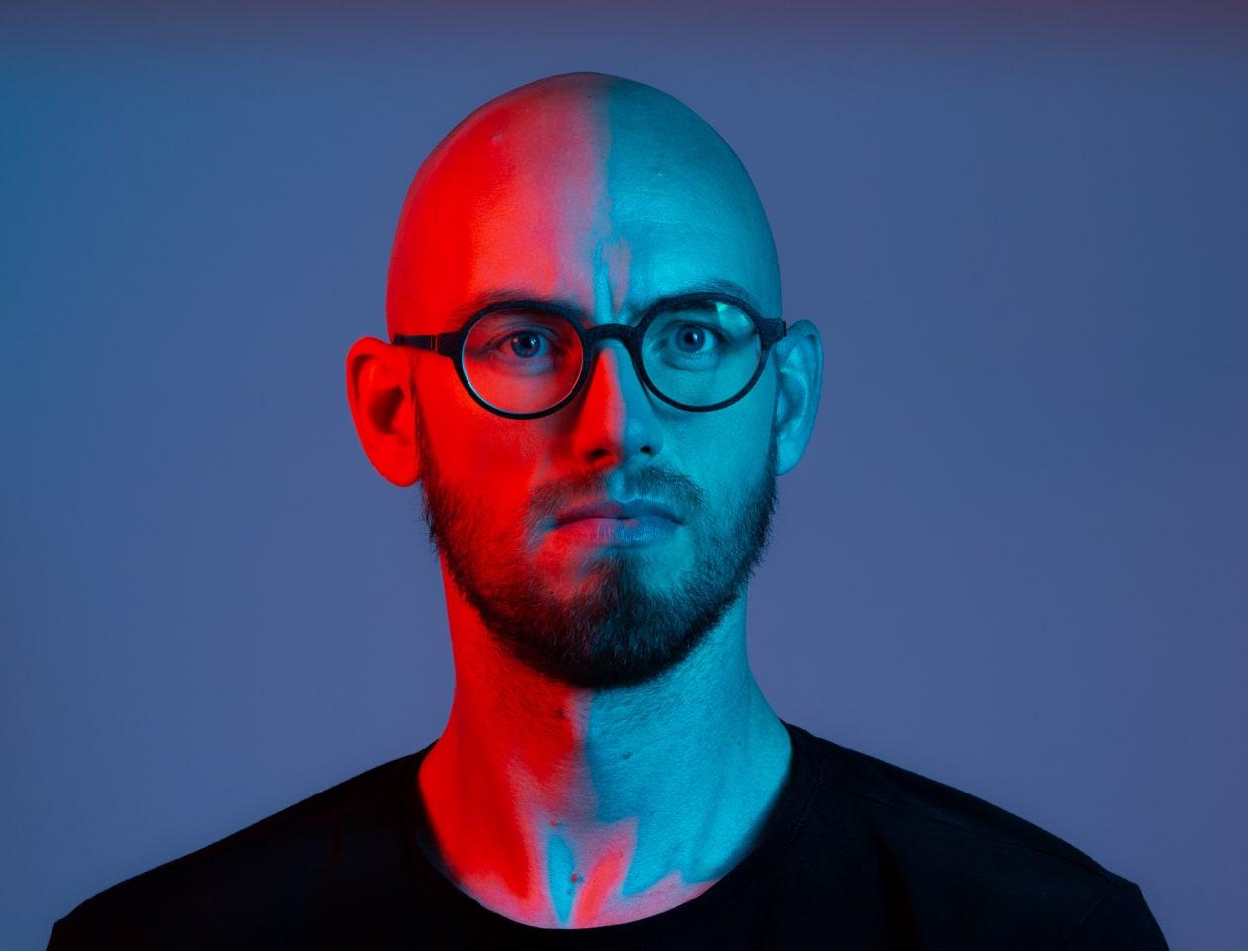 Portrait of Adam Renklint
