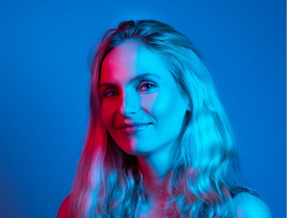 Portrait of Vanessa Stock