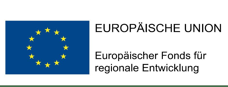 Logo Europäischen Fonds für regionale Entwicklung (EFRE)
