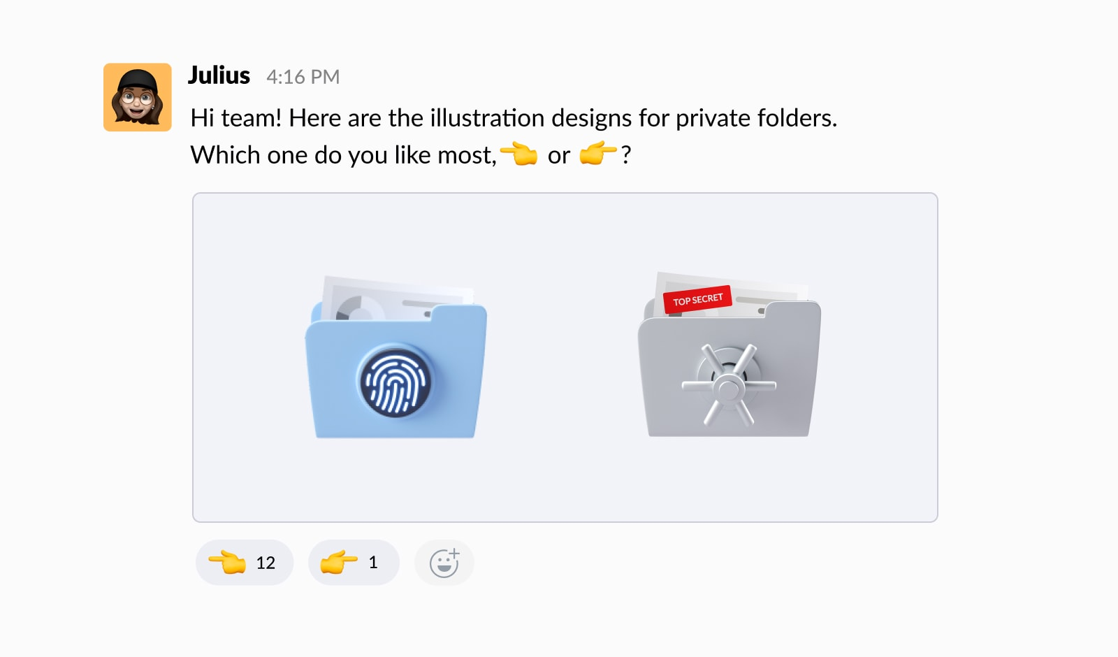 How Pitch uses Slack to get design feedback