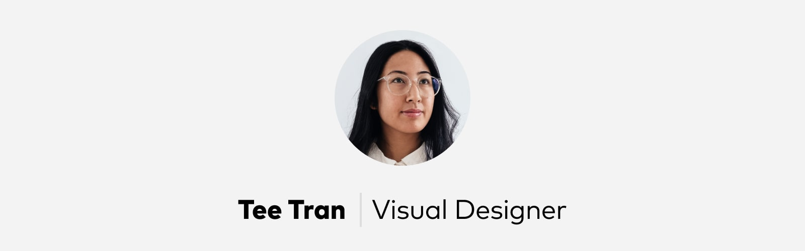 Tree Tran Visual Designer at Pitch