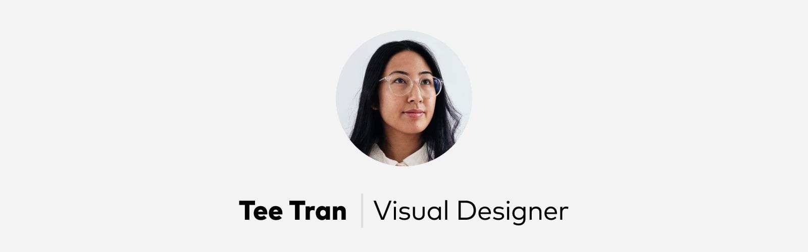 Tree Tran Visual Designer at Pitch