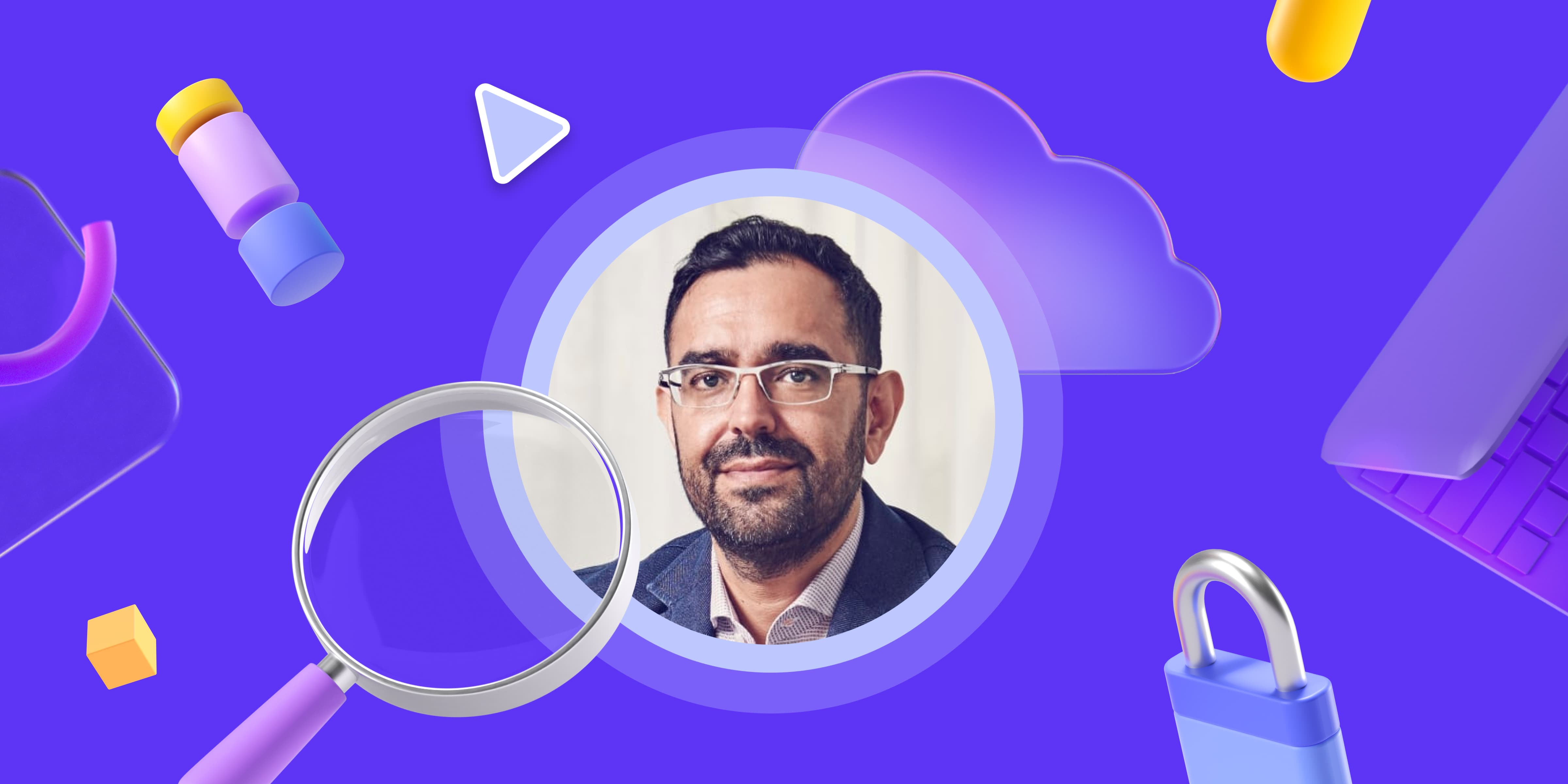 Azeem Azhar is the founder of Exponential View