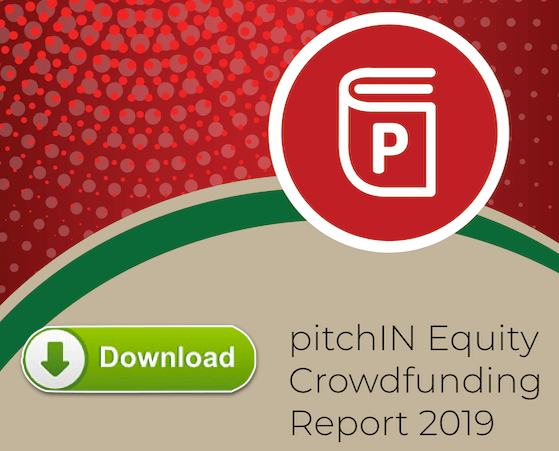 pitchIN Equity Crowdfunding Report 2019