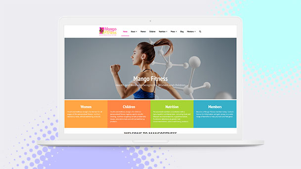 Custom website development for small to medium sized businesses