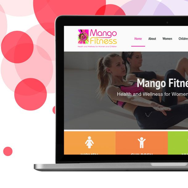 mango Fitness - Membership Website Development
