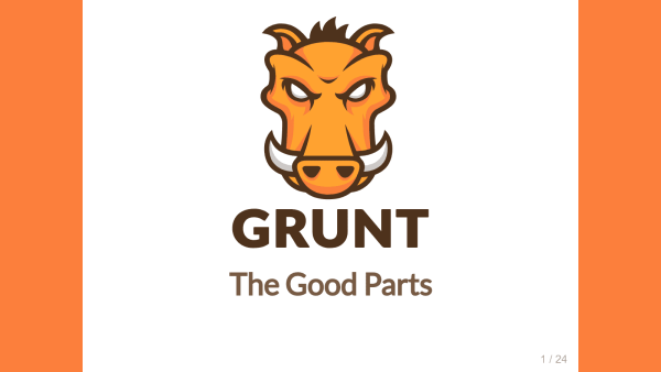 Grunt: The Good Parts