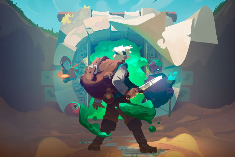 Moonlighter Epic Games Store