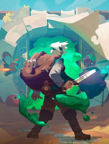 Moonlighter Epic Games Store