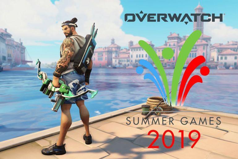 Overwatch Summer Games 2019