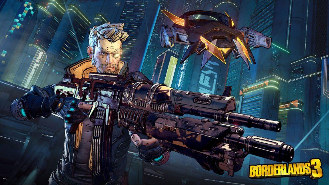 Borderlands 3 fegyverek