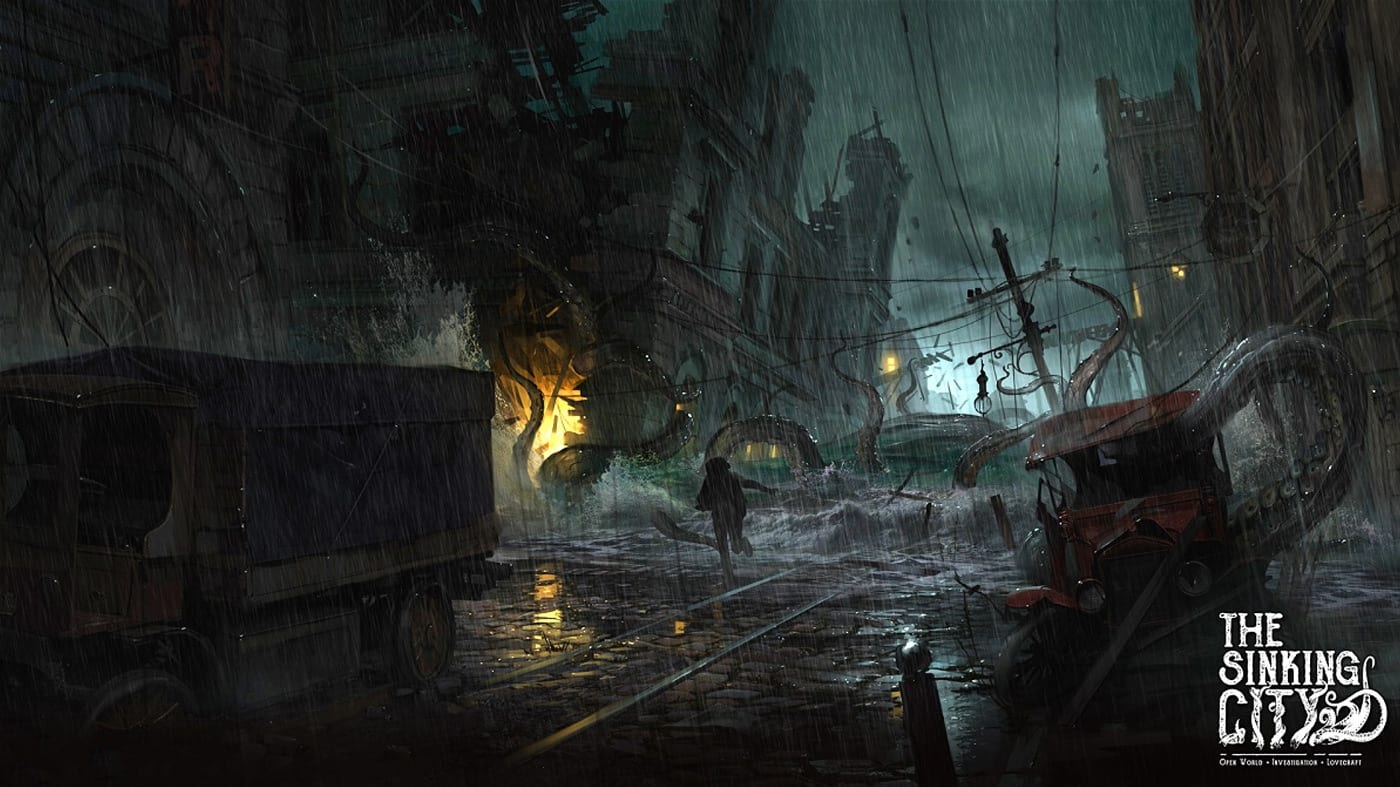 The Sinking City játékteszt