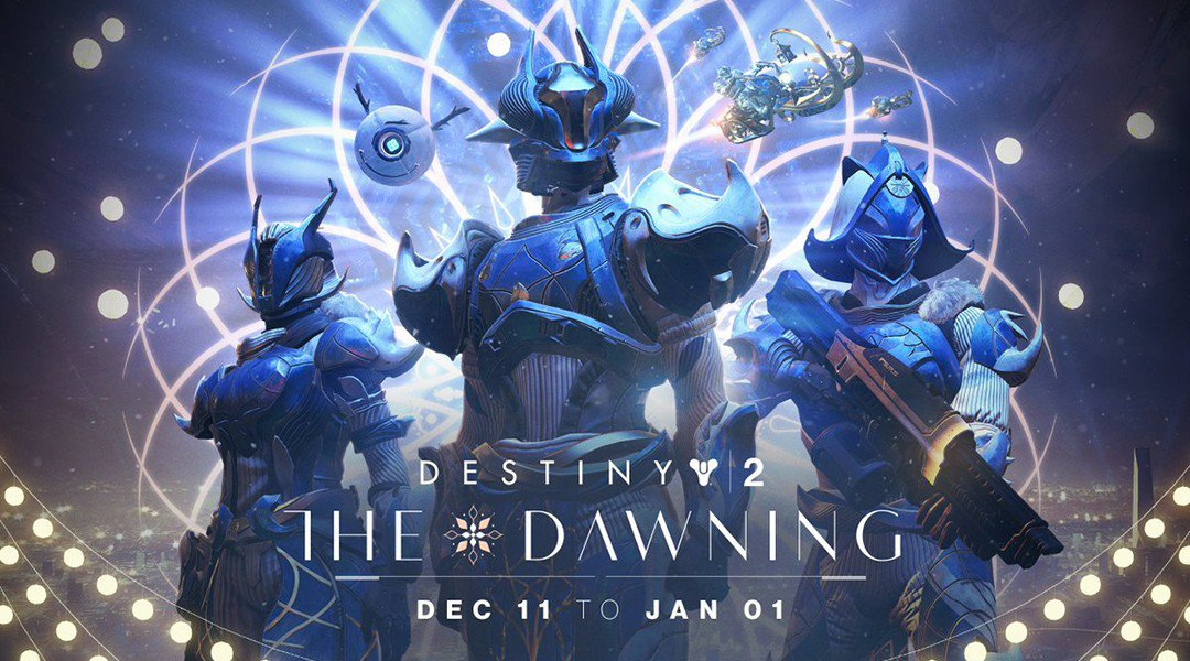 Destiny 2: The Dawning 2018