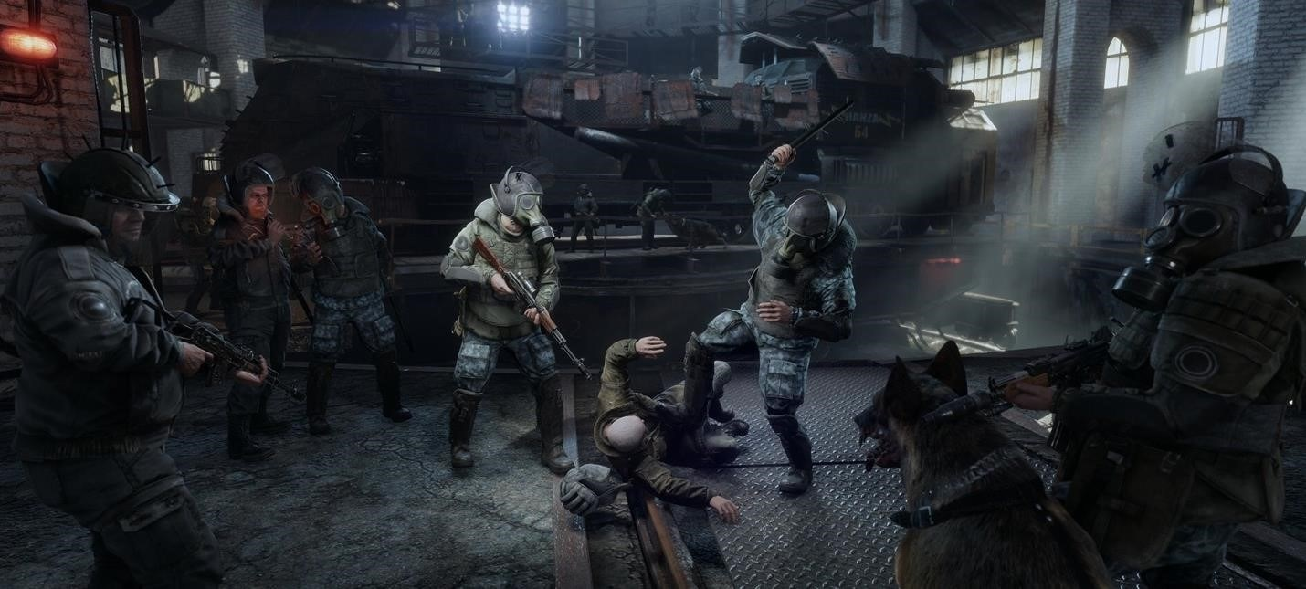 Metro Exodus játékmenet