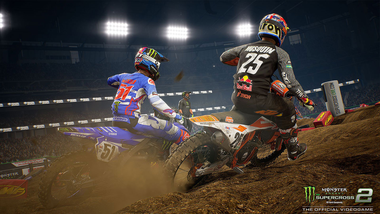 Monster Energy Supercross 2 játékteszt