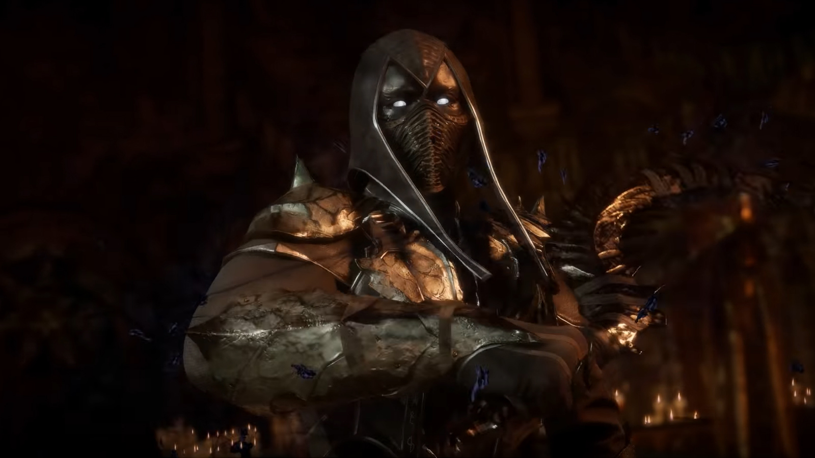 Mortal Kombat 11 Noob Saibot