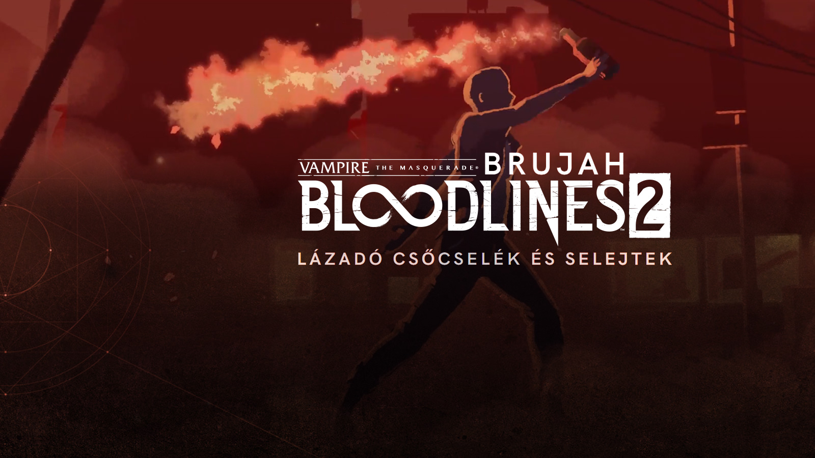 Vampire: the Masquerade - Bloodlines 2 Brujah