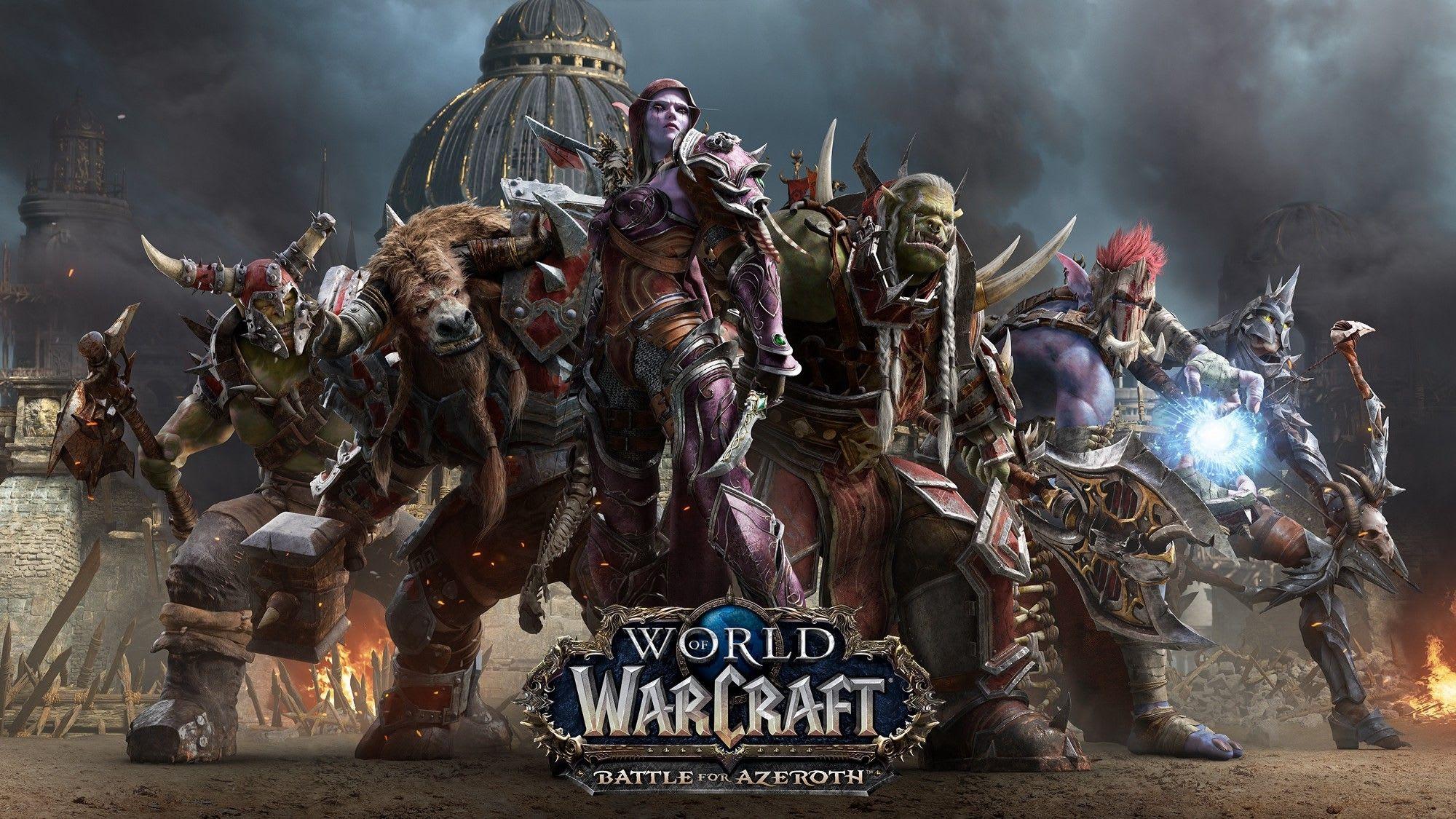 World of Warcraft: Battle for Azeroth játékteszt