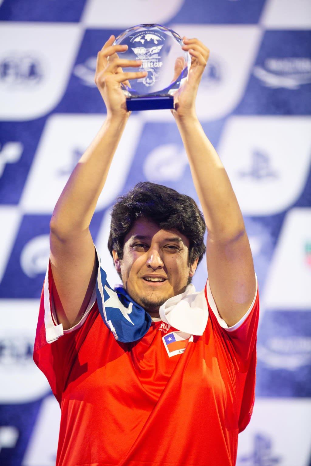 Gran Turismo győztes