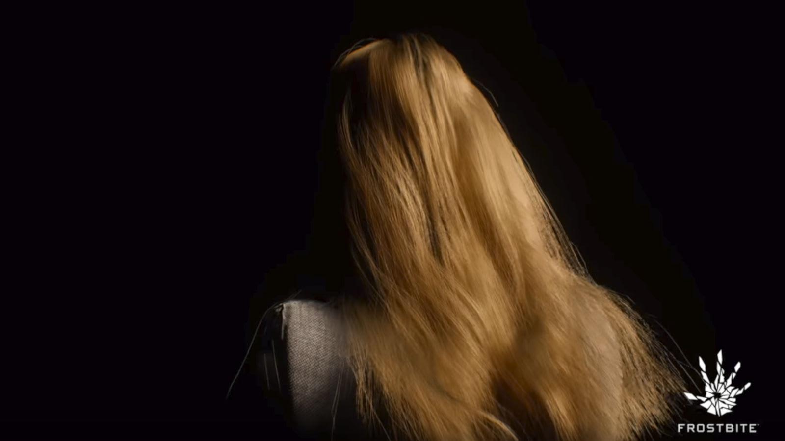Frostbite nex-gen hair
