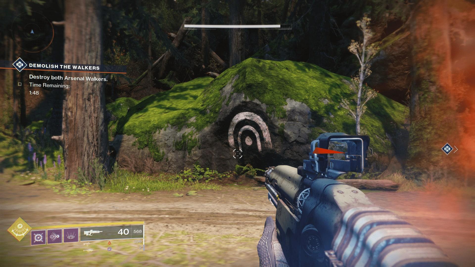 Destiny 2 The Lost Cryptarch