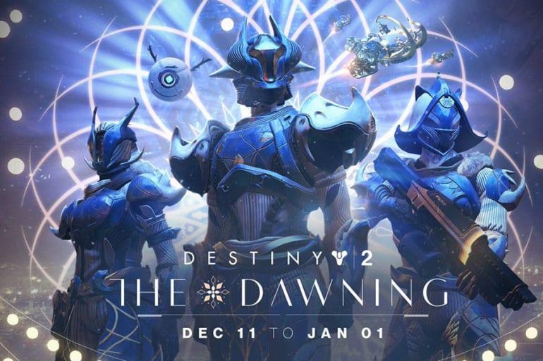 Destiny 2: The Dawning 2018