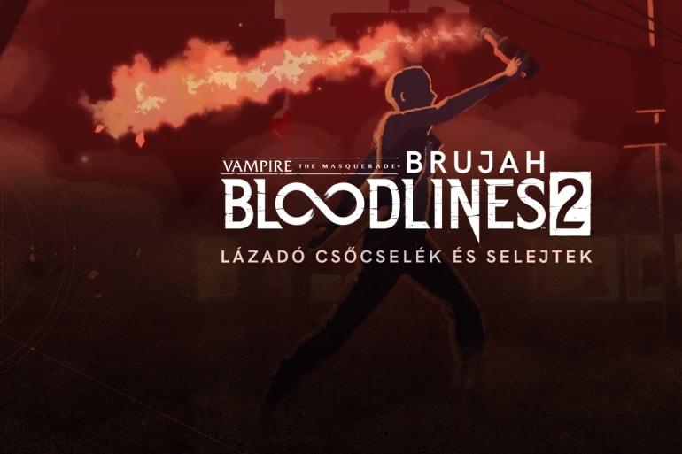 Vampire: the Masquerade - Bloodlines 2 Brujah