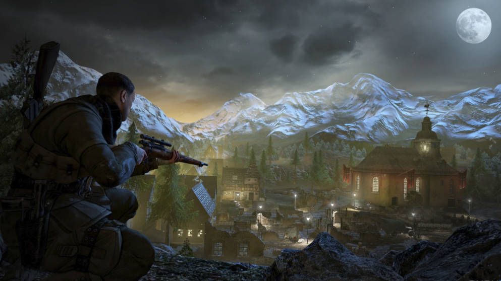 Sniper Elite V2 Remastered teszt