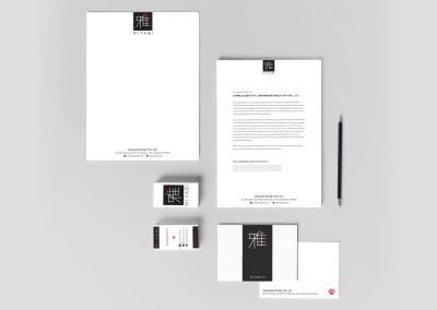 Magasin Miyabi Branding x Ecommerce