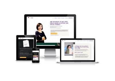 LearnMojo.com Web Design