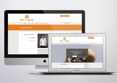The Horan Group Website Redesign