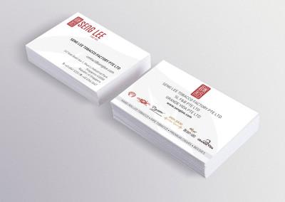 Seng Lee Brand Identity x Web Design