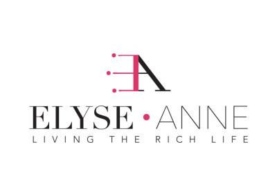 Elyse-Anne Rebrand x Website Makeover