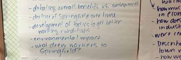 Group work industry impact on people and groups