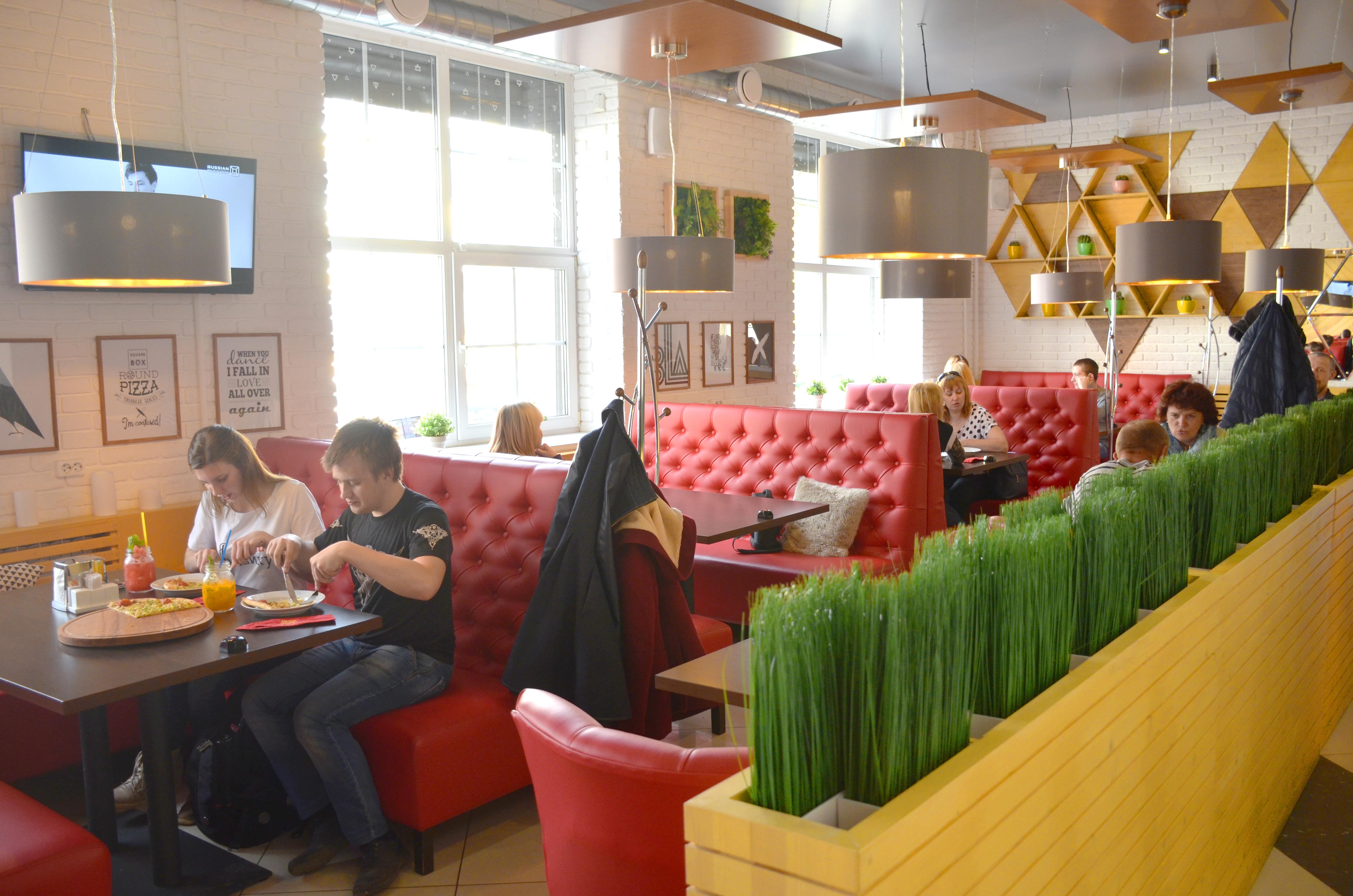 Кафе ПиццаФабрика в Рыбинске